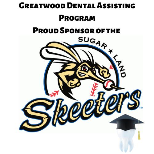 proud sponsor of skeeters